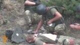 U.K. Minister Blasts 'Russian-Inspired Terrorism' In Ukraine