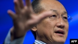 Дүниежүзілік банк президенті Джим Ен Ким.