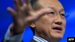 Президент Всемирного банка Джим Ен Ким.