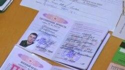 """""""Заблудившийся"""" майор из России"""