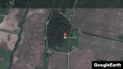 Роща Хетага на карте