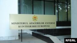 Moldova - Foreign Office, Chisinau, undated