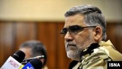 hحمدرضا پوردستان، فرمانده نیروی زمینی ارتش ایران