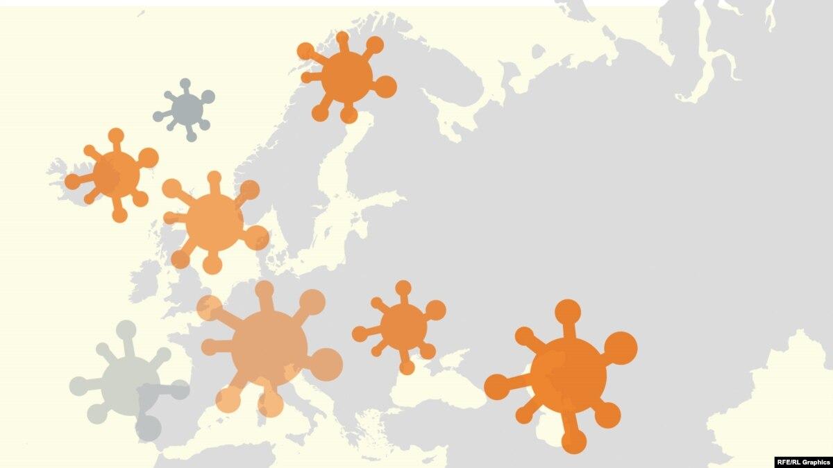 Украина лидирует в Европе по уровню заболеваемости корью