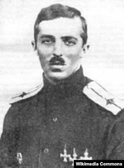 Аляксей Туманскі