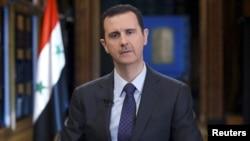 Президент Сирии Асад