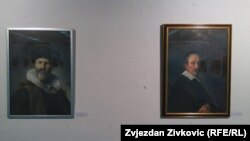 Neki od radova učenika Srednje škole primijenjenih umjetnosti Sarajevo