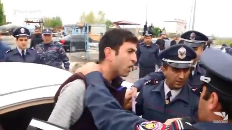 Ոստիկանության Կոտայքի բաժնի պետին մեղադրանք է առաջադրվել լրագրողի աշխատանքը խոչընդոտելու համար