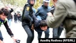 Baku, 17 nëntor 2012.