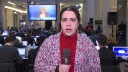 گزارش هانا کاویانی از دومین روز کنفرانس امنیتی مونیخ
