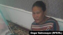 Жительница Кызылорды Меруерт Айтимова. 8 августа 2019 года.