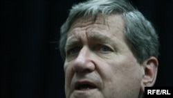 Richard Holbrooke, the U.S. special envoy to Pakistan and Afghanistan