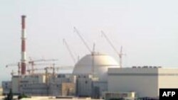 The Bushehr nuclear plant