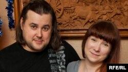Андрей Звездёнков и Светлана Штаркова