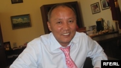 Former Mayor of Bishkek Nariman Tuleev