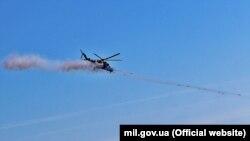 Ударний гелікоптер Мі-24