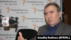 Запасной единый кандидат Национального совета Джамиль Гасанли