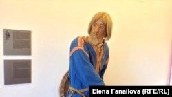 Кое-что о предках словенцев в замке Блед