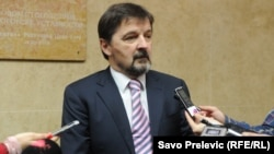 Miodrag Vukovic says the incident was politically motivated. (file photo)