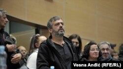 Predsednik Pokreta slobodnih građana, Sergej Trifunović