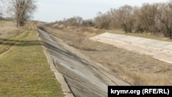 Північно-Кримський канал, ілюстративне фото