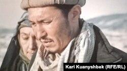 Кадр художественного фильма «Оралман» казахстанского режиссера Сабита Курманбекова.