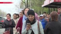 В Бишкеке в понедельник на линии не выехали 2500 «маршруток». Вот к чему это привело