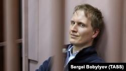 Baring Vostok-un investisiya direktoru Ivan Zyuzin