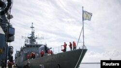 Ирански воен брод