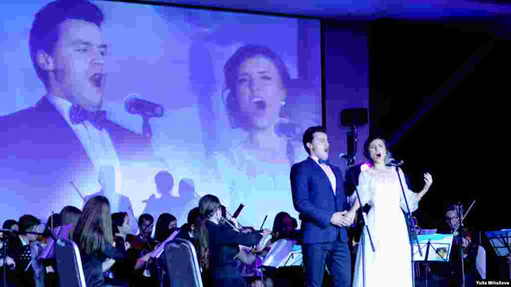 Soprana Valentina Naforniță și baritonul Mihail Dogotari, interpreți la Opera de Stat din Viena
