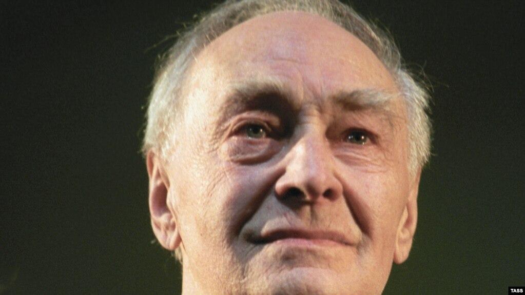 Вячеслав Тихонов, исполнитель роли Штирлица
