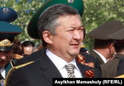 Аким Мангистауской области Бауржан Мухамеджанов.