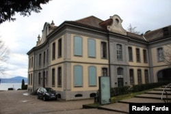 موزه الیزه در شهر لوزان میزبان آثار مارتین فرانک است