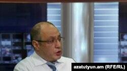 Հայաստանում ՄԱԿ-ի Զարգացման ծրագրի ազգային փորձագետ Արա Մարջանյան