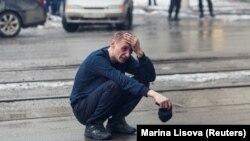 Кемерово: өрткө байланыштуу төрт адам сурак берип жатат