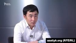Мээрбек Мискенбаев.