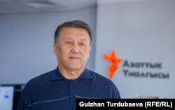 Туратбек Мадылбеков.