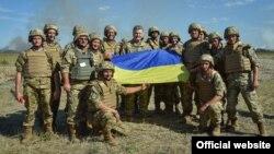 Петро Порошенко рӯзи 22-уми август дар вилояти Харков