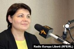 Moldova, Moldovan premier designate Natalia Gavrilita