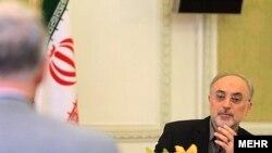 علی اکبر صالحی، وزير امور خارجه جمهوری اسلامی ايران