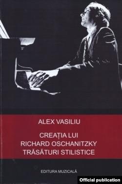 Unica monografie despre Richard Oschanitzky