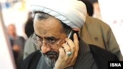 Iranian Intelligence Minister Heydar Moslehi