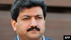 Journalist and television anchor Hamid Mir had been threatened by the Taliban for his coverage of teenage anti-Taliban campaigner Malala Yousafzai.