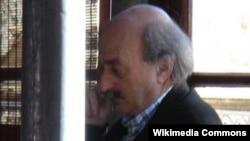 زعيم الدروز في لبنان وليد جنبلاط