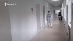 Շիրակի մարզում ևս վերջին 2 շաբաթվա ընթացքում կորոնավիրուսով հիվանդների թիվը նվազում է