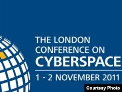 Londonska konferencija o sajber prostoru, logo