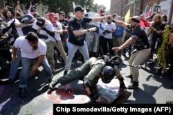 Столкновения в Шарлотсвилле