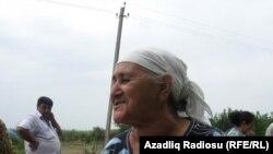 Азербайжандык элет аялы