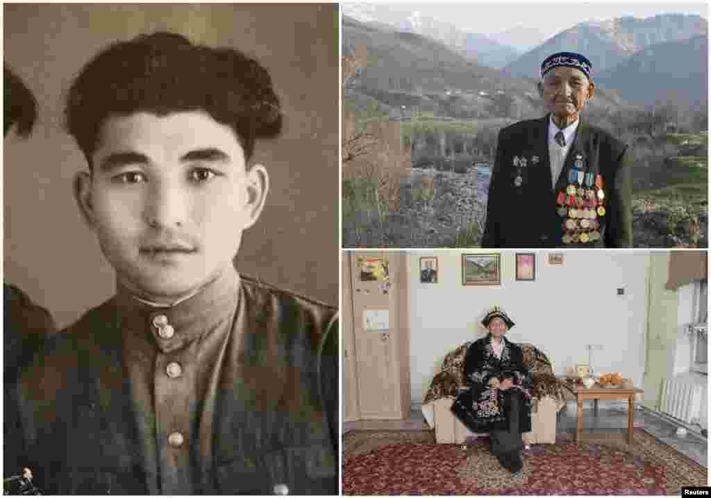 Құсдәулет Тасыбаев, 90 жаста. Офицер қазақ 1943 жылдың қарашасынан 1950 жылдың қазанына дейін совет армиясы қатарындаболған. Соғыс аяқталған кездеПорт-Артурда Совет Одағы мүддесін қорғап жүрген.