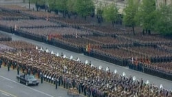 Russia Marks Victory Day With Military Parade